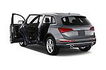 Car images of 2017 Audi Q5 Premium 5 Door SUV Doors