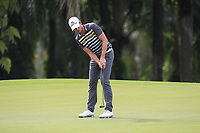 Alexander Bjork (SWE) in action on the 9th during Round 2 of the Maybank Championship at the Saujana Golf and Country Club in Kuala Lumpur on Friday 2nd February 2018.<br /> Picture:  Thos Caffrey / www.golffile.ie<br /> <br /> All photo usage must carry mandatory copyright credit (&copy; Golffile | Thos Caffrey)