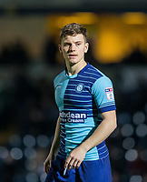 Dominic Gape of Wycombe Wanderers during the Sky Bet League 2 match between Wycombe Wanderers and Plymouth Argyle at Adams Park, High Wycombe, England on 14 March 2017. Photo by Kevin Prescod / PRiME Media Images.