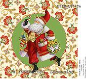 Ingrid, CHRISTMAS SANTA, SNOWMAN, WEIHNACHTSMÄNNER, SCHNEEMÄNNER, PAPÁ NOEL, MUÑECOS DE NIEVE, paintings+++++,USISLS07CA,#X# vintage