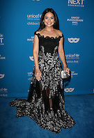 LOS ANGELES, CA - OCTOBER 27: Melissa Carcache at the Fourth Annual UNICEF Masquerade Ball Los Angeles at Clifton's Cafeteria in Los Angeles, California on October 27, 2016. Credit: Faye Sadou/MediaPunch