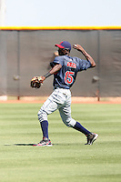 Abner Abreu - Cleveland Indians - 2010 Instructional League.Photo by:  Bill Mitchell/Four Seam Images..