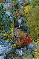 Waterfall on Boulder Creek<br />