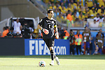 Claudio Bravo (CHI), JUNE 28, 2014 - Football / Soccer : FIFA World Cup Brazil 2014 round of 16 match between Brazil and Chile at the Mineirao Stadium in Belo Horizonte, Brazil. (Photo by AFLO)