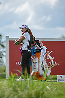 Jenny Shin (KOR) looks over her tee shot on 12 during round 1 of  the Volunteers of America LPGA Texas Classic, at the Old American Golf Club in The Colony, Texas, USA. 5/4/2018.<br /> Picture: Golffile | Ken Murray<br /> <br /> <br /> All photo usage must carry mandatory copyright credit (&copy; Golffile | Ken Murray)