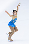 Amy Lin of Taiwan competes in Senior Ladies group during the Asian Open Figure Skating Trophy 2017 on August 05, 2017 in Hong Kong, China. Photo by Marcio Rodrigo Machado / Power Sport Images