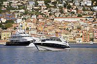 - France, French Riviera, Villefranche sur Mer<br /> <br /> - Francia, Costa Azzurra, il paese di Villefranche sur Mer