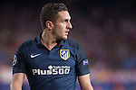 Atletico de Madrid's Koke during Champions League 2015/2016 Quarter-Finals 2nd leg match. April 13, 2016. (ALTERPHOTOS/BorjaB.Hojas)