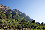 Alta, Utah in summer