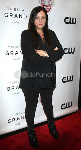 August 22, 2012 Kelly Cutrone attends America's Next Top Model: College Edition Premiere Party at the Tribeca Grand Hotel in New York City. © RW/MediaPunch Inc.