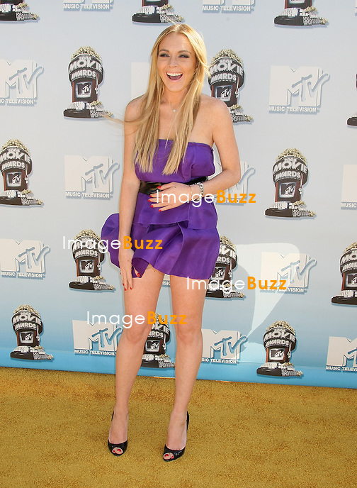 """ 2008 MTV MOVIE AWARDS "" AT UNIVERSAL CITY..LOS ANGELES, JUNE 1, 2008...Pic :  Lindsay Lohan"