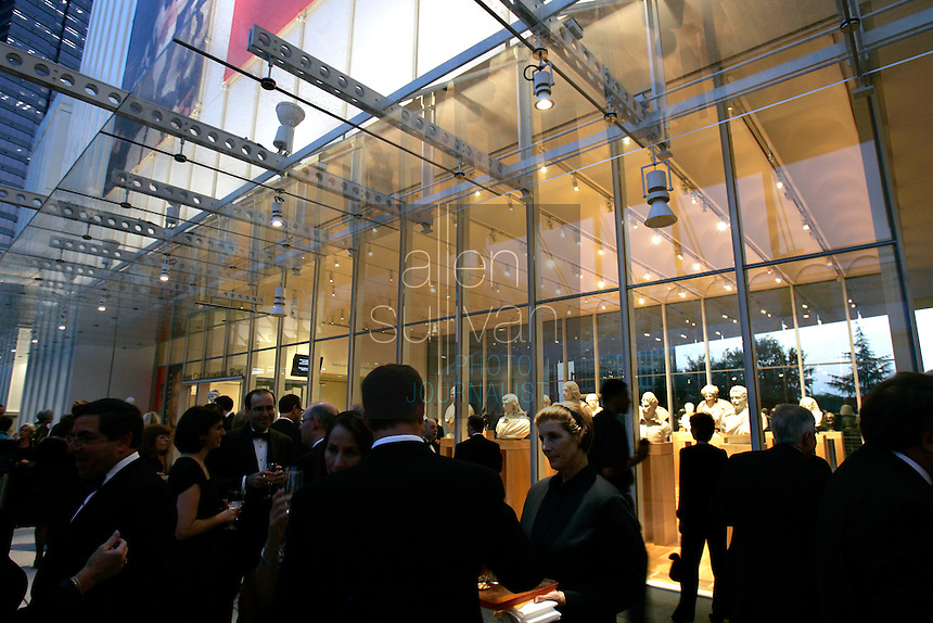 The Anne Cox Chambers Wing of the High Museum of Art. Over the next three years, the High Museum will feature hundreds of works of art from the Musée de Louvre.