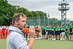 Mannheim, Germany, June 10: During the Prize Giving Ceremony at the Whitsun Tournament on June 10, 2019 at Am Neckarkanal in Mannheim, Germany. (Copyright Dirk Markgraf) ***