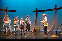 Swallows and Amazons presented by COCA in St. Louis, MO on Jan 24, 2014.
