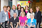 Participating in the Positive Ageing public day in McCarthy's Castleisland on Friday was front row l-r: Terry, Maureen Mernangh, Sheila Healy HSE. Back row: Celine Drew Public Health Nurse, Anne O'Sullivan Public Health Nurse, Ma?ire Flynn Infection Control Nurse, Helen Galvin Public Health Nurse, Sheila Horan Community Nurse, Mary Harty Assistant Director of Public Health Nurse, Peggy Reidy Castleisland and Barbara O'Connor Sliabh Luachra   Copyright Kerry's Eye 2008