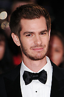 Andrew Garfield at the premiere for &quot;Breathe&quot;, part of the BFI London Film Festival, at the Odeon Leicester Square, London, UK. <br /> 04 October  2017<br /> Picture: Steve Vas/Featureflash/SilverHub 0208 004 5359 sales@silverhubmedia.com