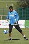 Inter Milan's Francesco Toldo