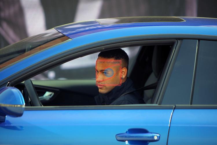 AUDI Premium Partner del FC Barcelona.<br /> Neymar Jr.