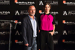 """Ursula Corbero and Javier Gutierrez at the """"Academia de Cine"""" reading the spanish nominated for the OSCARS in Madrid, Spain. September 10, 2014. (ALTERPHOTOS/Carlos Dafonte)"""