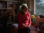 Germany, , 2019/01/20<br /> <br /> Rahel Mann portrayed in her appartment in Berlin.<br /> 20/01/2019 .(Photo by Gregor Zielke)