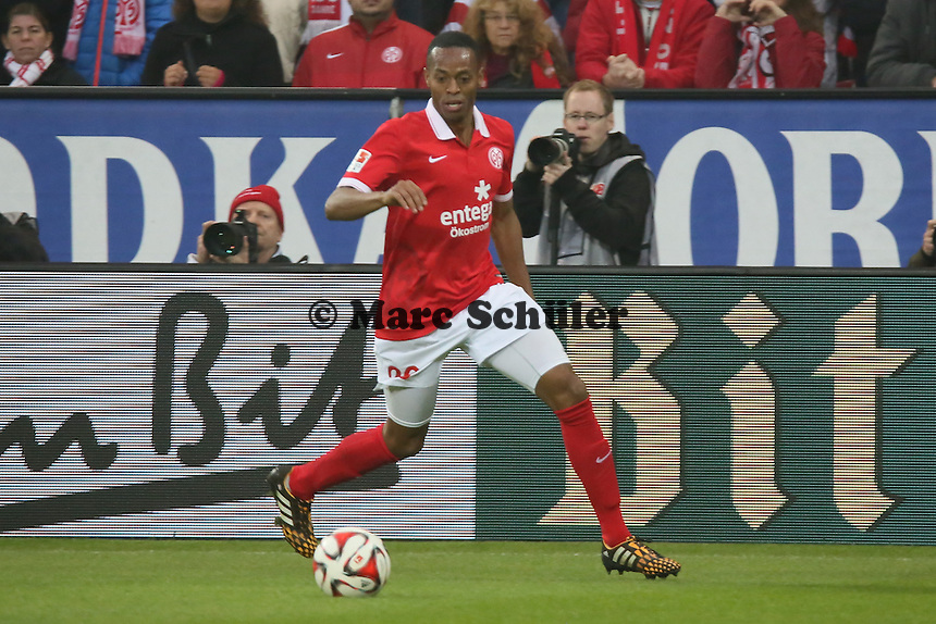 Junior Diaz (Mainz) - 1. FSV Mainz 05 vs. SV Werder Bremenl, Coface Arena