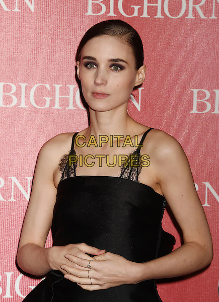PALM SPRINGS, CA - JANUARY 02: Actress Rooney Mara attends the 27th Annual Palm Springs International Film Festival Awards Gala at Palm Springs Convention Center on January 2, 2016 in Palm Springs, California.<br /> CAP/ROT/TM<br /> &copy;TM/ROT/Capital Pictures