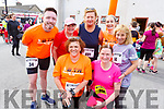 """Attending the Paul Lucey Memorial """"Run for the Rock"""" in the Austin Stack GAA Club on Monday morning. Front l to r: Louise Porter and Aileen O'Connell.<br /> Back l to r: Tom Dillion, Catherine O'Connor, Maura Daly, Noreen Quirke and Carmel Fora"""