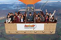 20150830 August 30 Hot Air Balloon Gold Coast