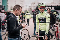Edward THEUNS (BEL/Trek-Segafredo)<br /> <br /> Team Trek-Segafredo training camp<br /> Mallorca jan2019<br /> <br /> &copy;kramon