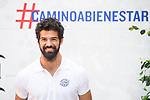 Spanish Actor Miguel Angel Mu&ntilde;oz attends to the presentation of #Caminobienestar of San Miguel in Madrid, June 05, 2017. Spain.<br /> (ALTERPHOTOS/BorjaB.Hojas)