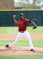 Neftali Feliz - Arizona Diamondbacks 2018 spring training (Bill Mitchell)