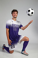 NWA Democrat-Gazette/DAVID GOTTSCHALK AN SOC-BERRY LEROY — Frederic Leroy of Berryville Newcomer of the Year photographed Thursday, May 24, 2018, in Springdale.