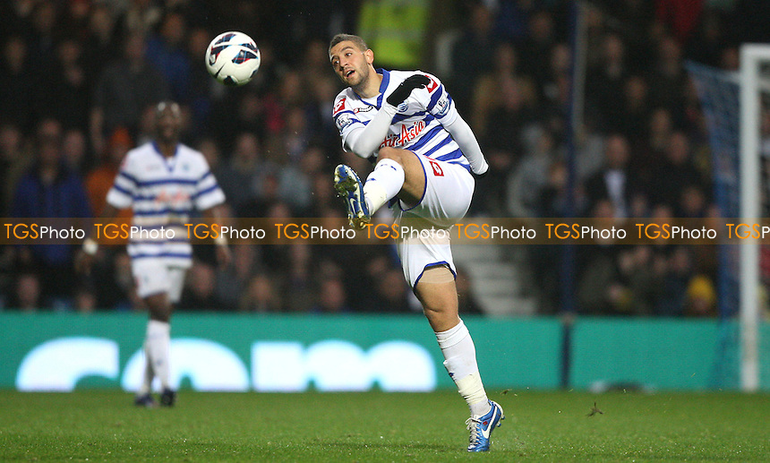 Adel Taarabt of QPR - Queens Park Rangers vs Everton, Barclays Premier League at Loftus Road - 21/10/12 - MANDATORY CREDIT: Rob Newell/TGSPHOTO - Self billing applies where appropriate - 0845 094 6026 - contact@tgsphoto.co.uk - NO UNPAID USE.