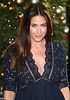 Lisa Snowdon<br /> arriving for the TRIC Christmas Party, Grosvenor House Hotel, London.<br /> <br /> <br /> &copy;Ash Knotek  D3362  12/12/2017