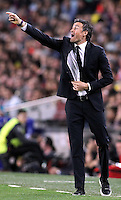 Luis Enrique <br /> Barcellona 06-05-2015 Camp Nou Football Calcio 2014/2015 Champions League Semifinale Barcellona - Bayern 3-0<br /> Foto EXPA/ Eibner-Pressefoto/ Schueler/Insidefoto