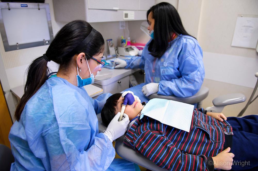 Columbia University Medical Center, Dental School. Pediatric Haven.
