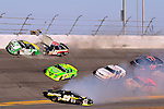 Feb 7, 2009; 5:12:09 PM; Daytona Beach, FL, USA; ARCA Remax Series Event 1 for the Lucas Oil Slick Mist 200 at Daytona International Speedway.  Mandatory Credit: (thesportswire.net)