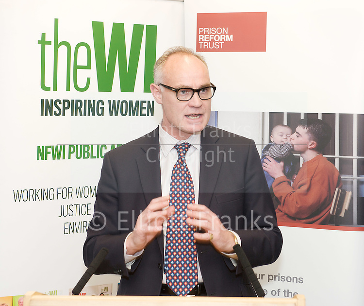 Crispin Blunt MP admits to using Poppers today during a debate in The House of Commons 20th January 2016 <br /> <br /> Pictured at a Prison Reform Trust meeting in 2012 when he was the Parliamentary Under-Secretary of State for Prisons and Youth Justice within the Ministry of Justice.<br /> <br /> Photograph by Elliott Franks <br /> contact:<br /> Tel: 07802 537 220 <br /> email: elliott@elliottfranks.com<br /> www.elliottfranks.com<br /> <br /> Agency space rates apply <br /> editorial use only <br /> 2013 &copy; Elliott Franks