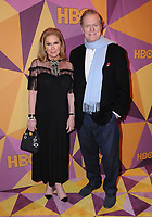 07 January 2018 - Beverly Hills, California - Kathy Hilton, Rick Hilton. 2018 HBO Golden Globes After Party held at The Beverly Hilton Hotel in Beverly Hills. <br /> CAP/ADM/BT<br /> &copy;BT/ADM/Capital Pictures
