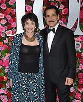 NEW YORK, NY - JUNE 10: Tony Shalhoub attends the 72nd Annual Tony Awards at Radio City Music Hall on June 10, 2018 in New York City.  <br /> CAP/MPI/JP<br /> &copy;JP/MPI/Capital Pictures