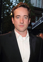 Matthew MacFadyen<br /> Press Night for 'Barking In Essex' at the Wyndhams Theatre, London, England.<br /> September 16th 2013<br /> headshot portrait black suit jacket white shirt<br /> CAP/ROS<br /> &copy;Steve Ross/Capital Pictures