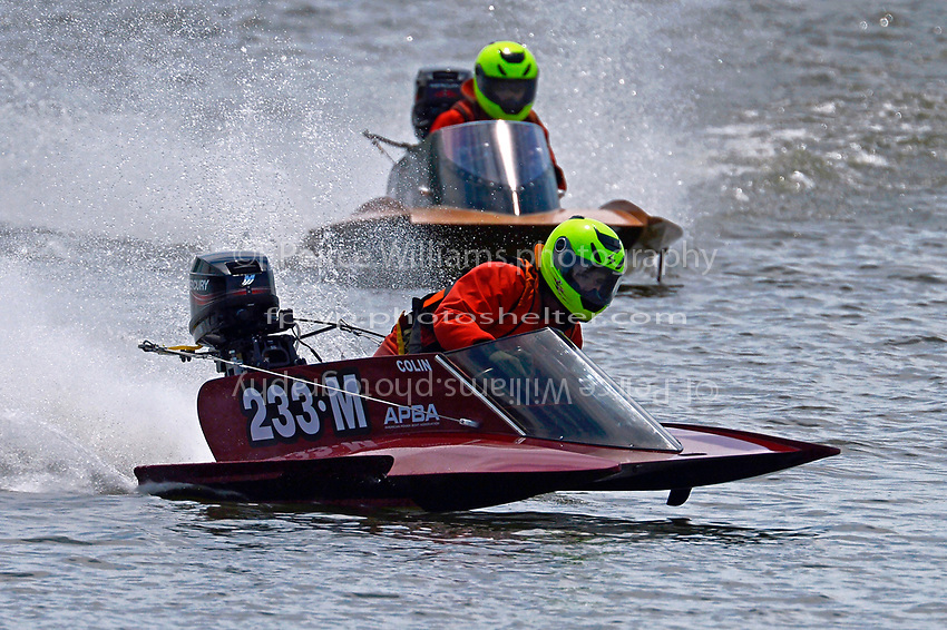 233-M    (Outboard Hydroplane)