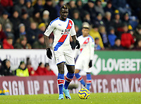 Crystal Palace's Mamadou Sakho<br /> <br /> Photographer Rich Linley/CameraSport<br /> <br /> The Premier League - Burnley v Crystal Palace - Saturday 30th November 2019 - Turf Moor - Burnley<br /> <br /> World Copyright © 2019 CameraSport. All rights reserved. 43 Linden Ave. Countesthorpe. Leicester. England. LE8 5PG - Tel: +44 (0) 116 277 4147 - admin@camerasport.com - www.camerasport.com