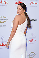 Vicky Pattinson<br /> at the Caudwell Butterfly Ball 2017, Grosvenor House Hotel, London. <br /> <br /> <br /> &copy;Ash Knotek  D3268  25/05/2017