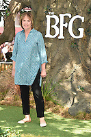 Penelope Wilton at the UK premiere of 'The BFG' at the Odeon Leicester Square, London.<br /> July 17, 2016  London, UK<br /> Picture: Steve Vas / Featureflash