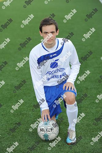 2012-07-26 / Voetbal / seizoen 2012-2013 / Ternesse / Jens Laerenbergh..Foto: Mpics.be