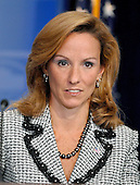 White House Homeland Security Advisor Fran Townsend briefs the press on the new National Intelligence Estimate (NIE) on the terrorist threat to the homeland in the Brady Briefing Room at the White House in Washington, D.C. on Tuesday, July 17, 2007. <br /> Credit: Ron Sachs - Pool via CNP