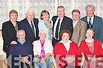 Social: Tom O'Connor, Lixnaw, Maria Conway, Lixnaw, Josie Stack, Tarbert and .Joan Lynch, Tarbert. Back l-r Betty and Mick Browne, Lisselton, Marie and .Pat Moloney, Lissetlon, Patrick Lynch, Tarbert and Michael Stack, Tarbert .enjoying the North Kerry Pioneer's Social at Kirby's Lanterns in Tarbert on .Friday night..   Copyright Kerry's Eye 2008
