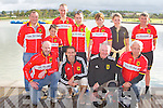 TRALEE CYCLING CLUB: Member's of Tralee Cycling Club who hosted the Leisure Tour Slí Trá Lí at the Wetlands Centre, Tralee on Sunday front l-r: Martin McCarty, John Kelly, Tom Ryall and Sean Moriarty. Back l-r: Aidan O'Dowd, Tom Moriarty, Sean Cooke, Mikey Moriarty, Maria Moriarty, Caomihe Morairty and Tom Crean.