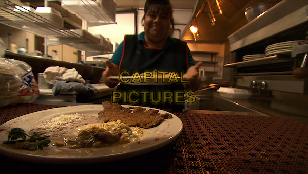 Gabby Martinez of La Cocina de Gabby <br /> in Spinning Plates (2012) <br /> *Filmstill - Editorial Use Only*<br /> CAP/FB<br /> Image supplied by Capital Pictures